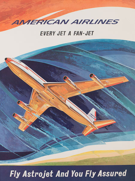 Vintage Airline Posters aa2