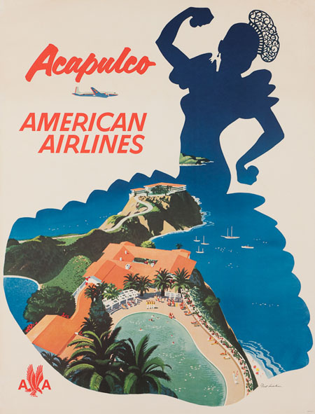 Vintage Airline Posters aa3