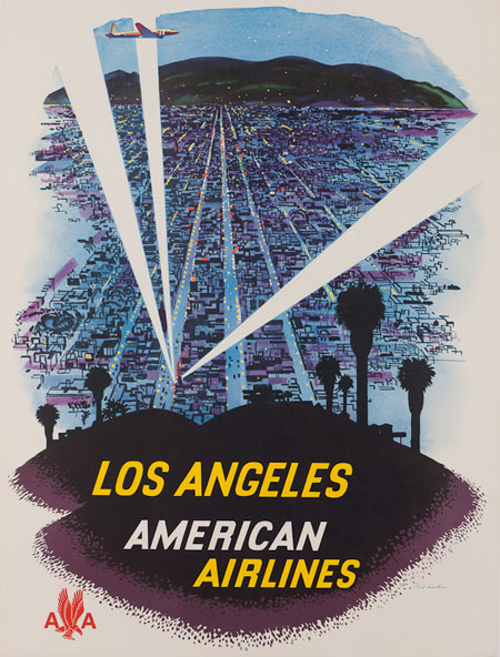 Vintage Airline Posters aa4