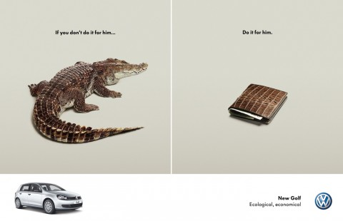 Creative Automobile Advertisements 14