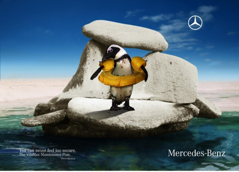 Creative Automobile Advertisements 33