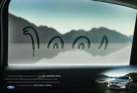 Creative Automobile Advertisements 38