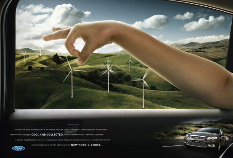 Creative Automobile Advertisements 40