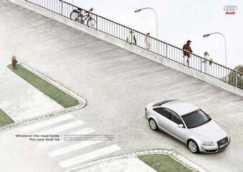 Creative Automobile Advertisements 5