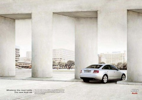 Creative Automobile Advertisements 6