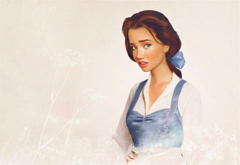 "Real Life Disney Characters ""Belle"""