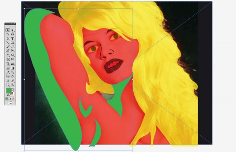 Pop Art Poster Step 10