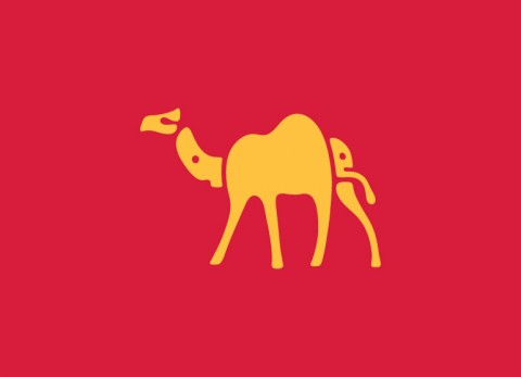 Word Animals - Camel