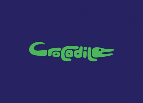 Word Animals - Crocodile