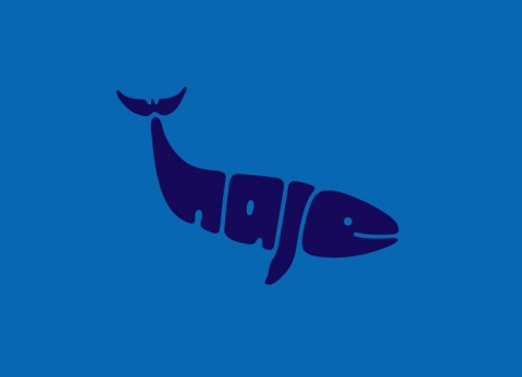 Word Animals - Whale