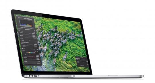 Macbook Pro Retina Equiped