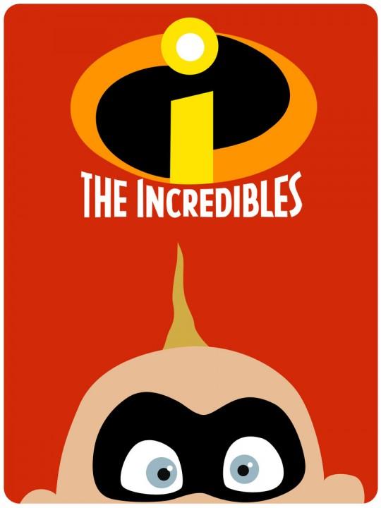 Pixar Posters by Citron Vert