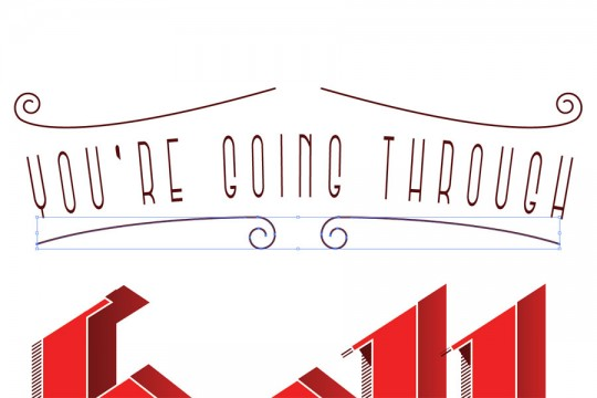 Typography Poster Step 17
