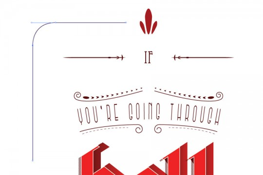 Typography Poster Step 28