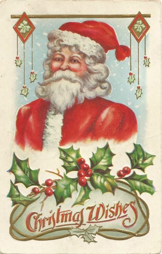 Vintage Christmas Postcards 10
