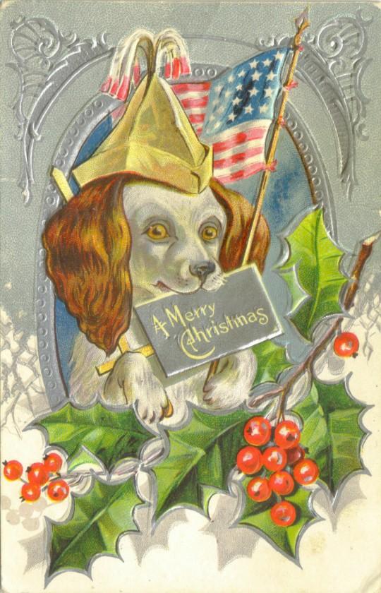 Vintage Christmas Postcards 14
