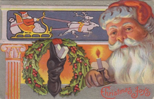 Vintage Christmas Postcards 15