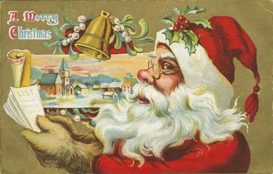 Vintage Christmas Postcards 18