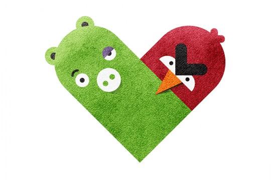 Dan Matutina - Versus Hearts Angry Birds