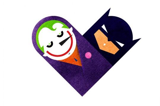 Dan Matutina - Versus Hearts Batman