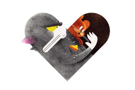 Dan Matutina - Versus Hearts Tom and Jerry