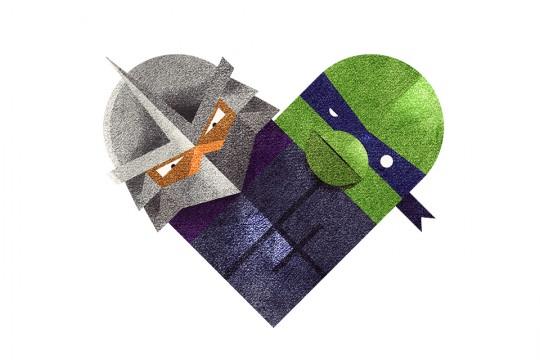 Dan Matutina - Versus Hearts Ninja Turtles