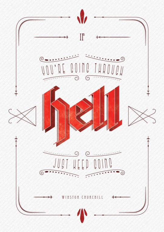 Typography Poster Tutorial Preview 2