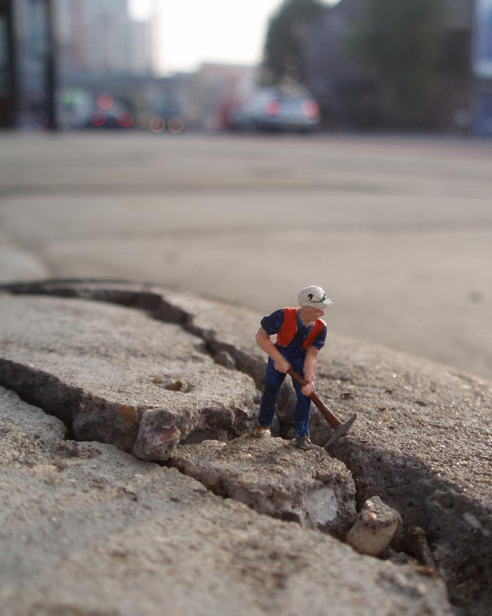 Little People Workman