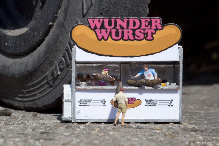 Little People Worst Wurst