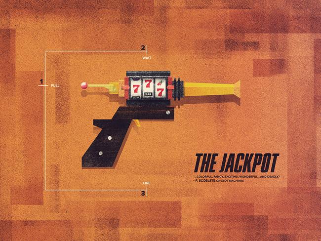 Raygun 52 - Jackpot Gun