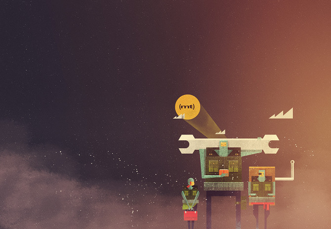 Dan Matutina - Mediatemple Team Otto
