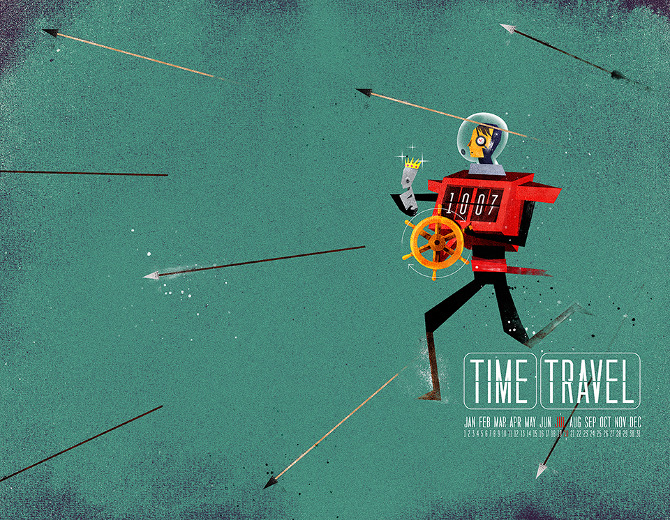 Dan Matutina - Time Traveler