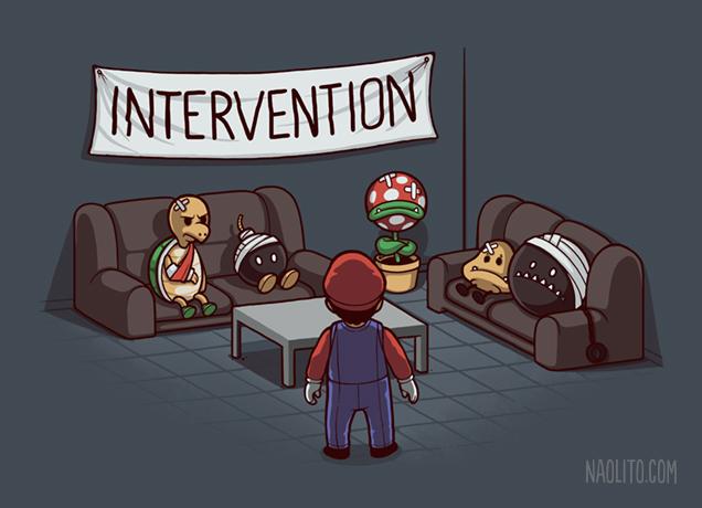 Naolito - Intervention