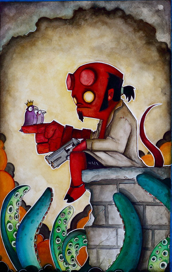 christopherUmingaDesigns_hellboy
