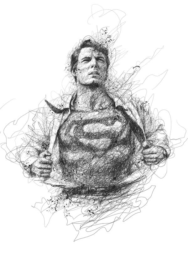 Vince Low - Super Hero - Superman
