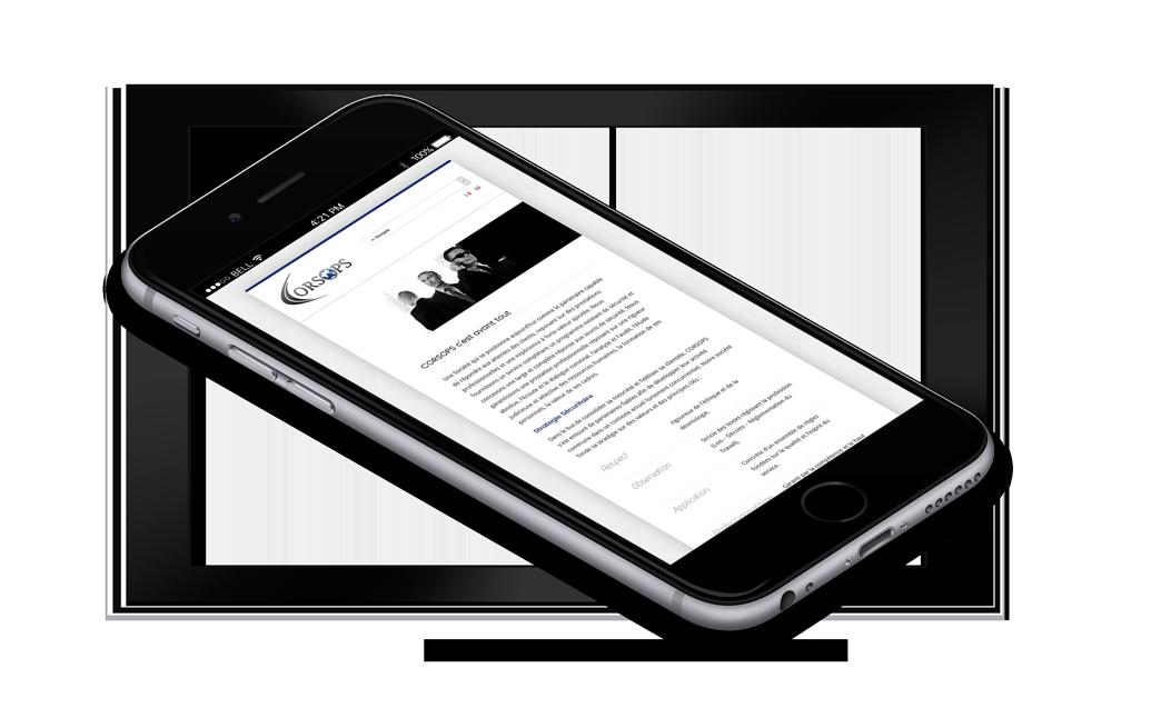 iPhone 6 Mockup - Corsops