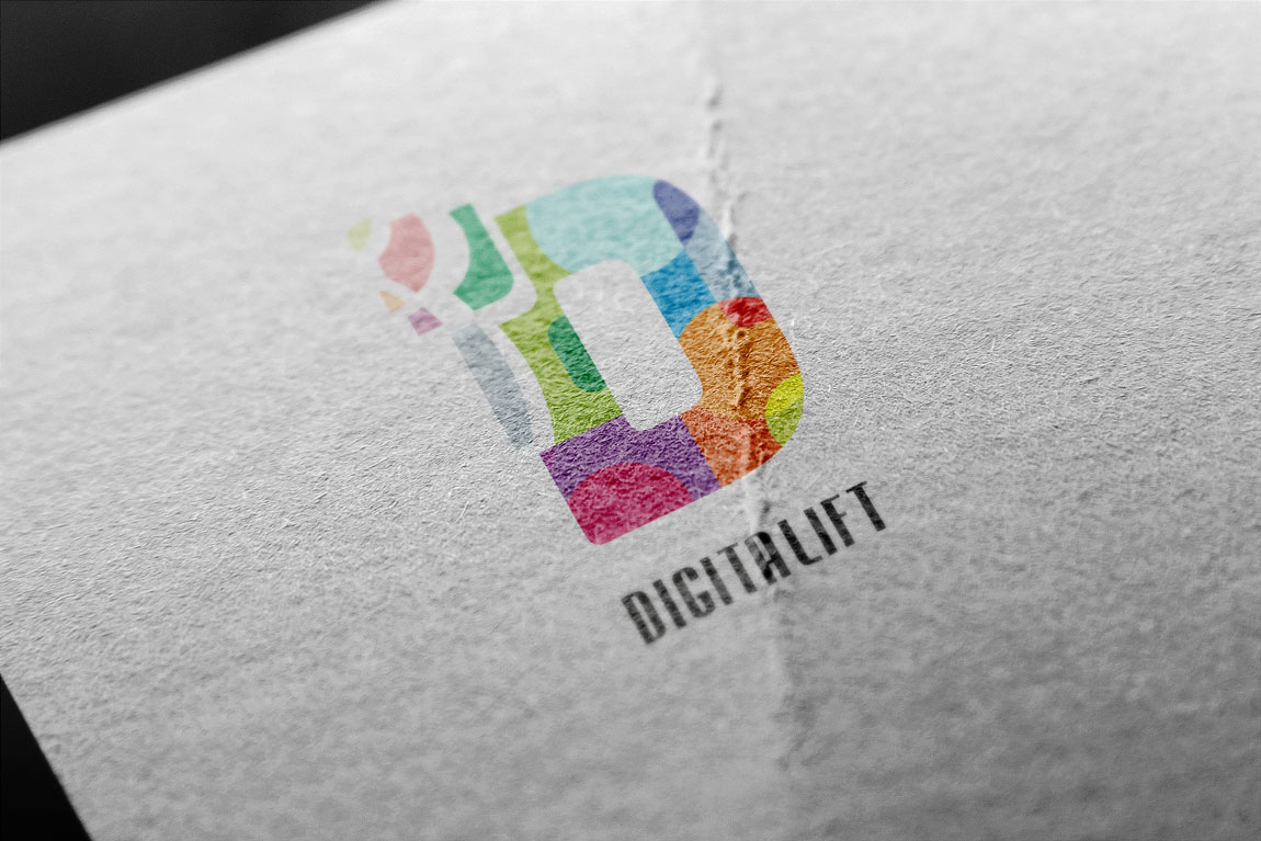 Logo Mockup - Digitalift