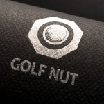 Logo Mockup - Golf Nut