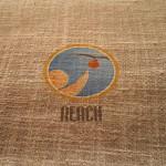 Logo Mockup - Reach
