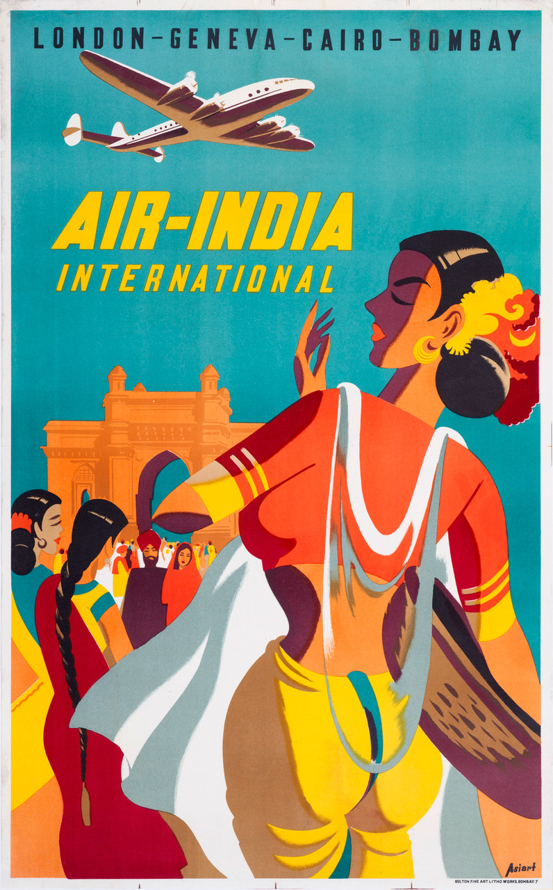 Eastern Airline Companies - Air India