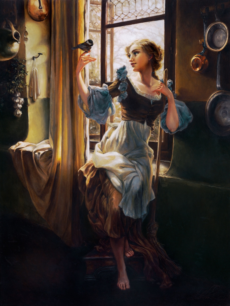 Heather Theurer Disney Characters - Cinderella