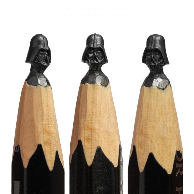 Salavat Fidai Darth Vader