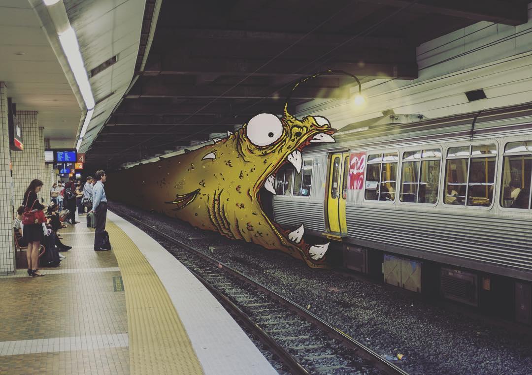 Tail Jar's monsters