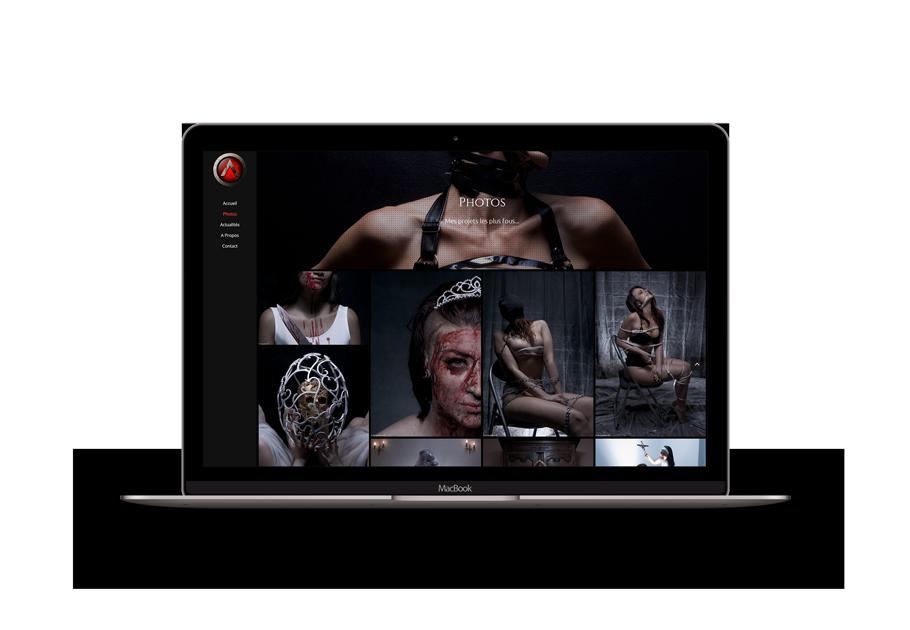 MacBook Mockup - Acqualeni Photography