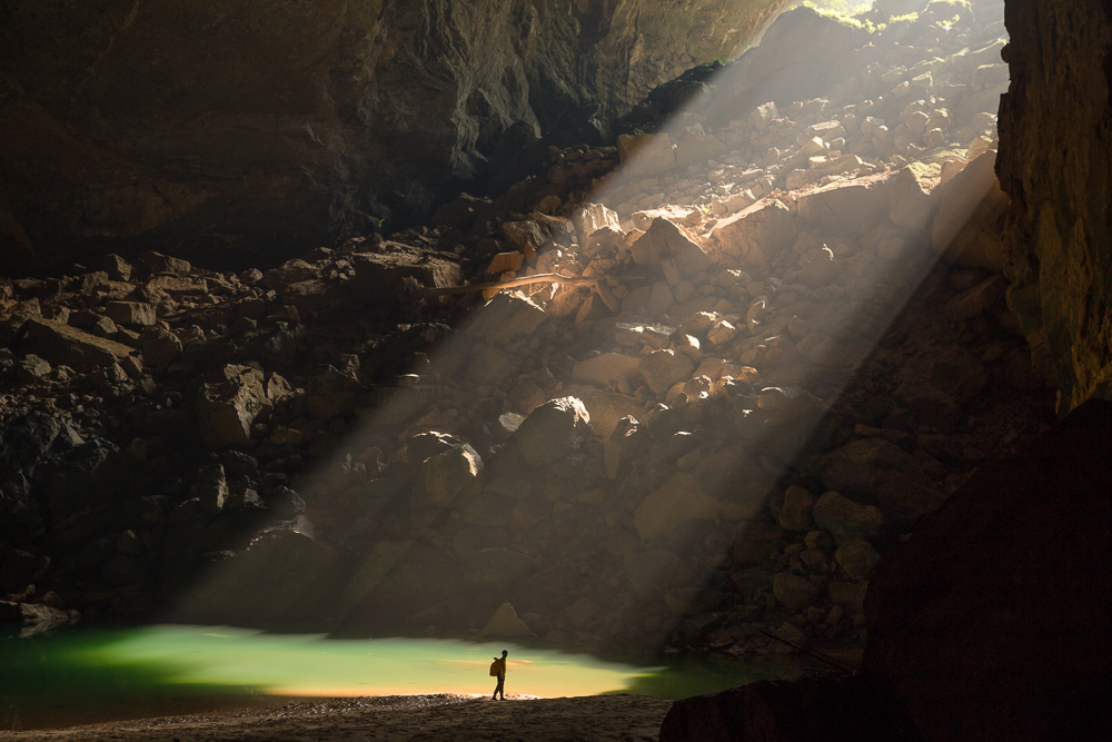 Largest Cave in the World Photographed by Ryan Deboodt