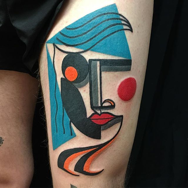 Mike Boyd Tattoo Creations